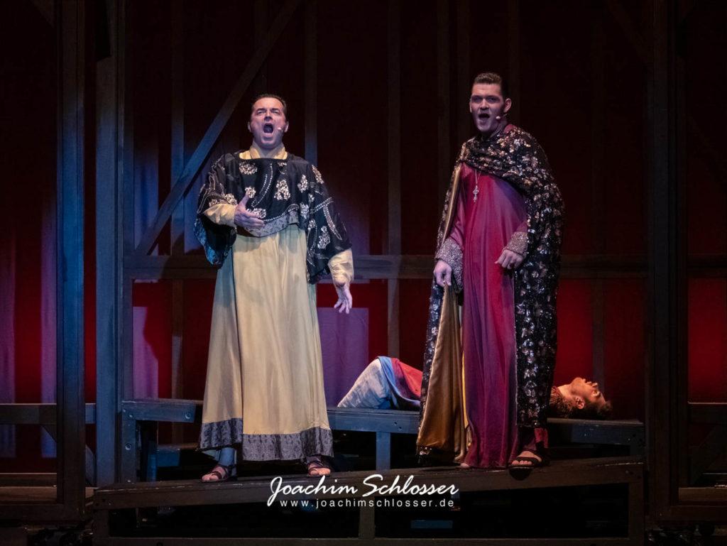 Arsenius und Anastasius