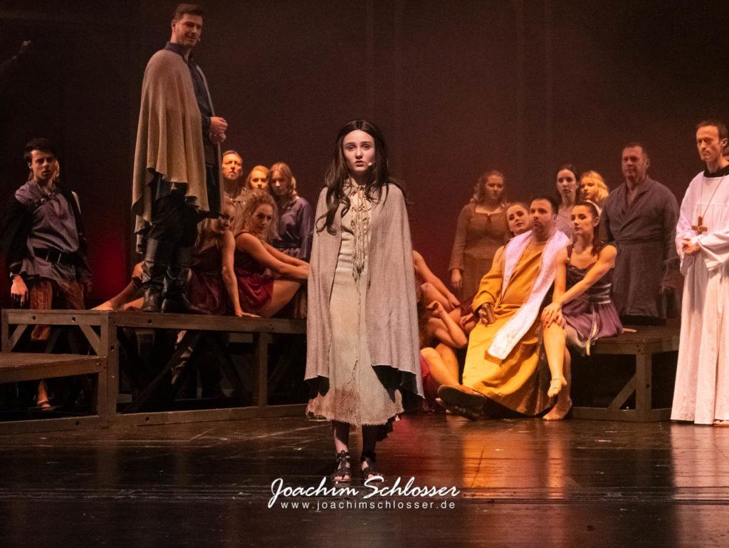 Johanna als Mädchen