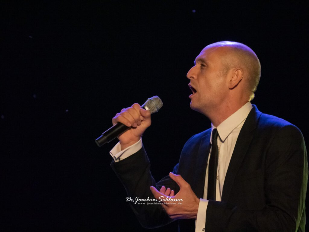 Drew Sarich singt am Festspielhaus Füssen